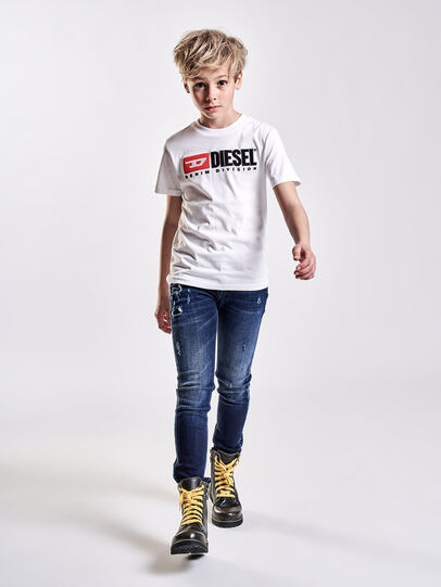 Diesel - TJUSTDIVISION,  - T-shirts and Tops - Image 3