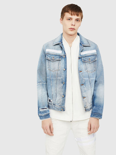 Diesel - NHILL-TM,  - Denim Jackets - Image 1