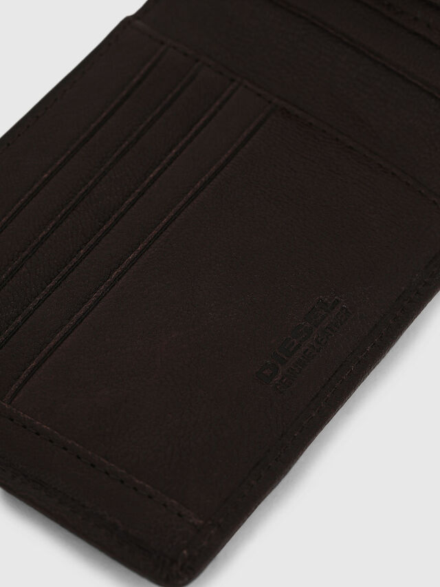 Diesel - HIRESH, Brown - Small Wallets - Image 5