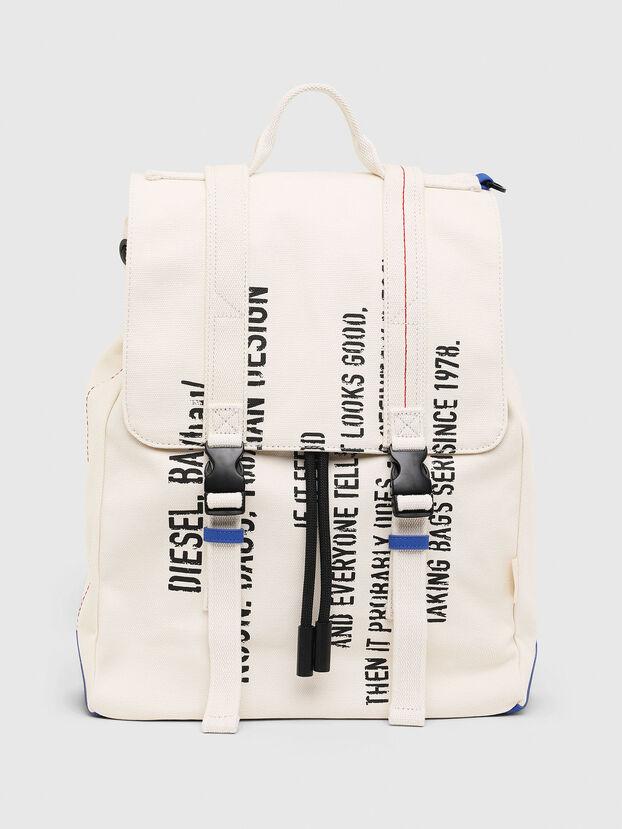 VOLPAGO BACK, White - Backpacks