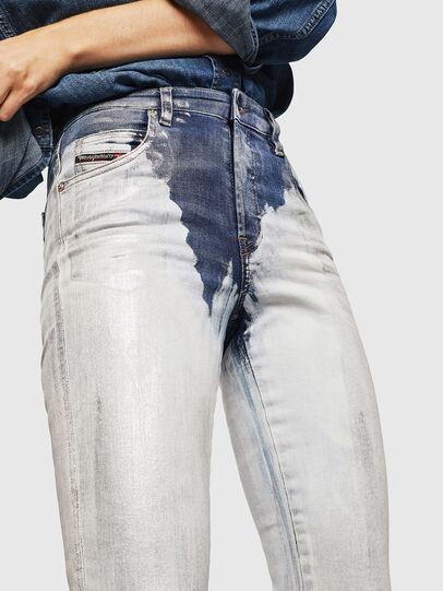 Diesel - Babhila 0094W, Medium blue - Jeans - Image 3