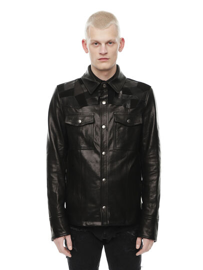 Diesel - LASTREET,  - Leather jackets - Image 1