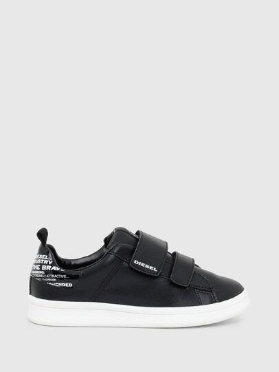Diesel - S-SNEAKER LSS CH, Black - Footwear - Image 1