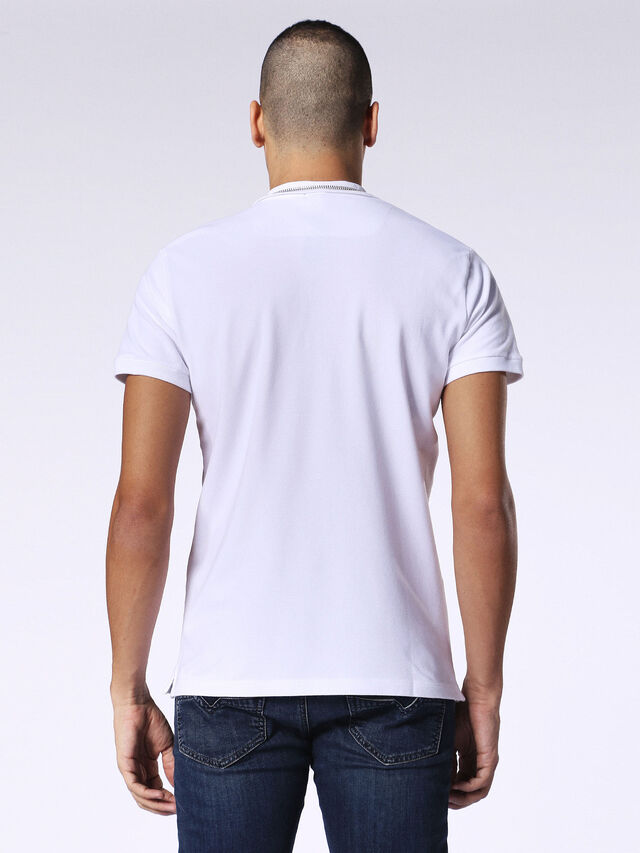 T-STRIP, White