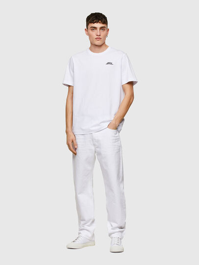 Diesel - T-JUST-E15, White - T-Shirts - Image 5