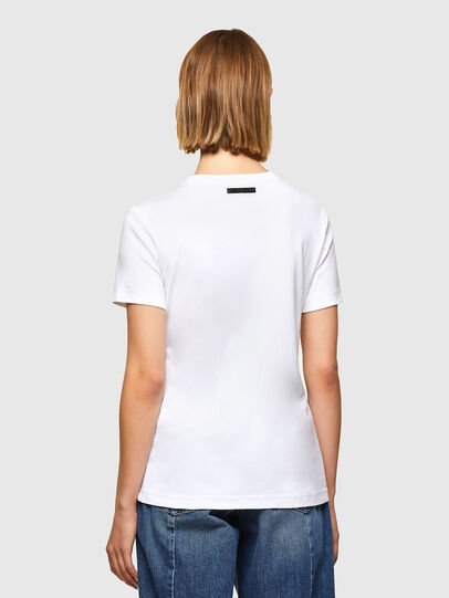 Diesel - T-LYS, White - T-Shirts - Image 2