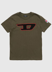 TJUSTDIVISION-D, Military Green
