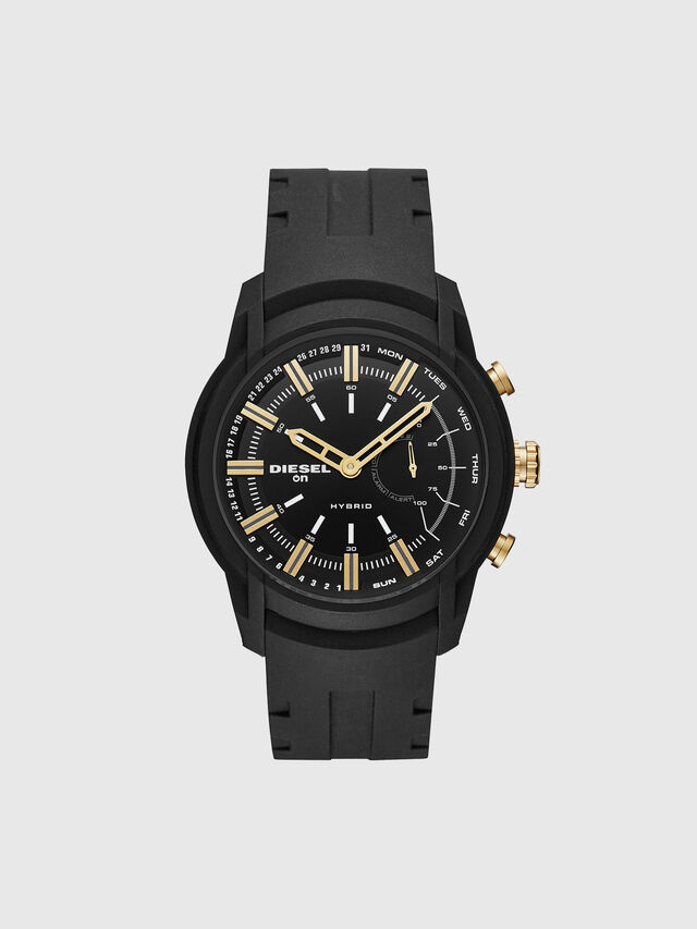 Diesel - DT1014, Black - Smartwatches - Image 2