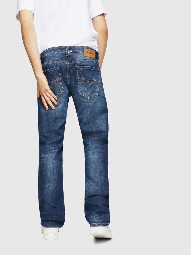 Diesel - Larkee C89AR, Medium blue - Jeans - Image 2