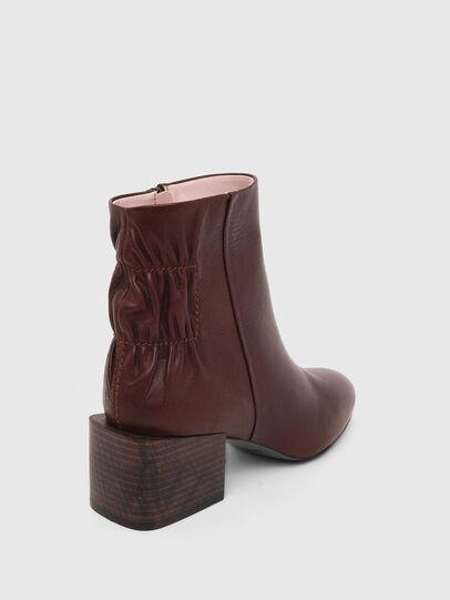 Diesel - JAYNET MAB, Brown - Ankle Boots - Image 4