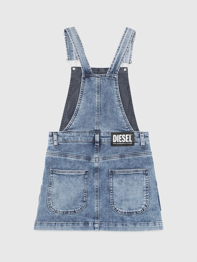 Diesel - DRIDGEX, Light Blue - Dresses - Image 2