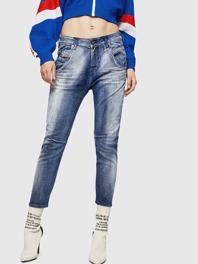 Diesel - Fayza JoggJeans 0870N,  - Jeans - Image 1