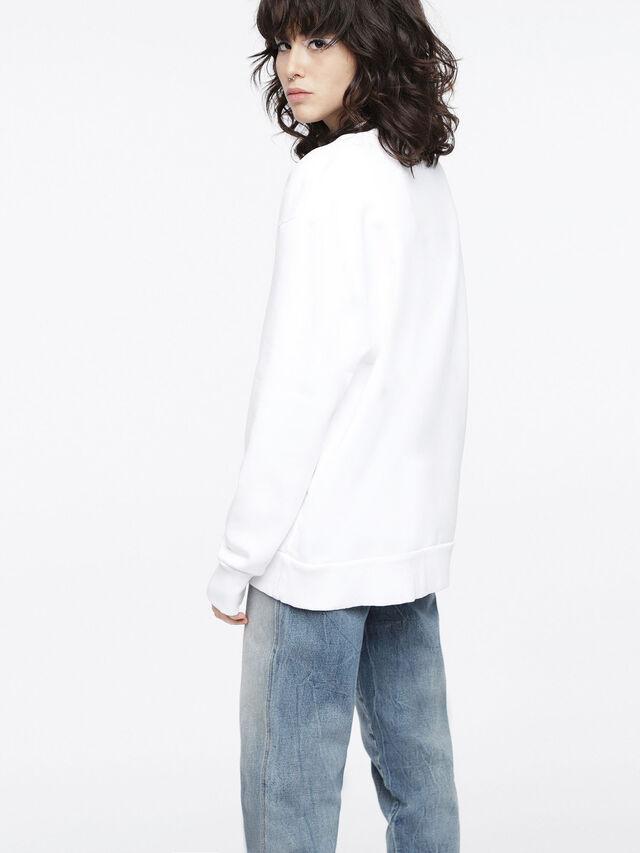 Diesel - F-SAMY-FL, White - Sweaters - Image 2