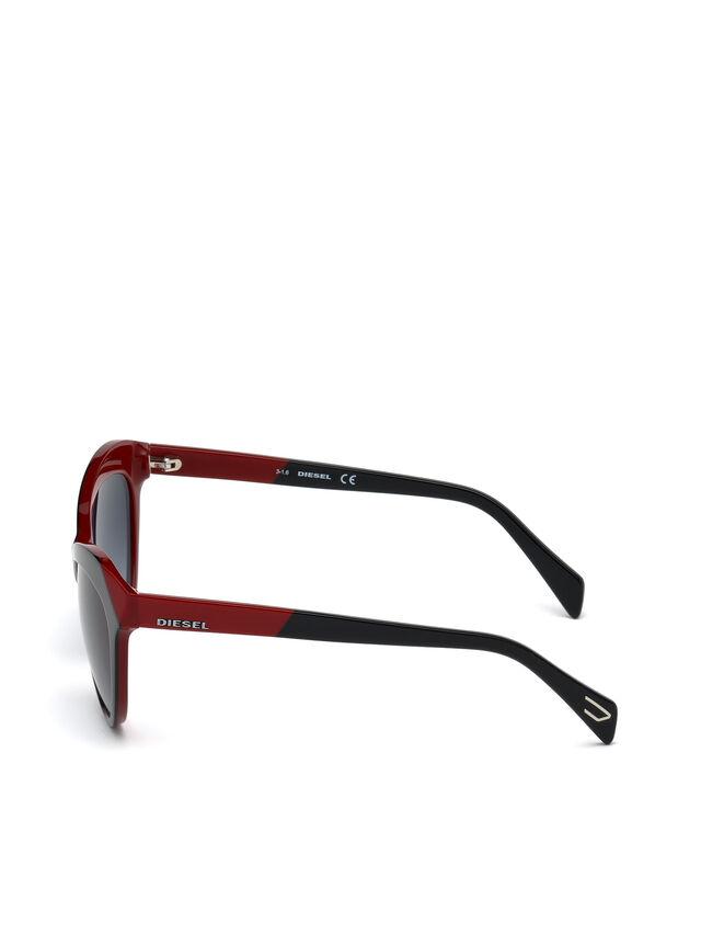 Diesel DL0225, Black - Eyewear - Image 3