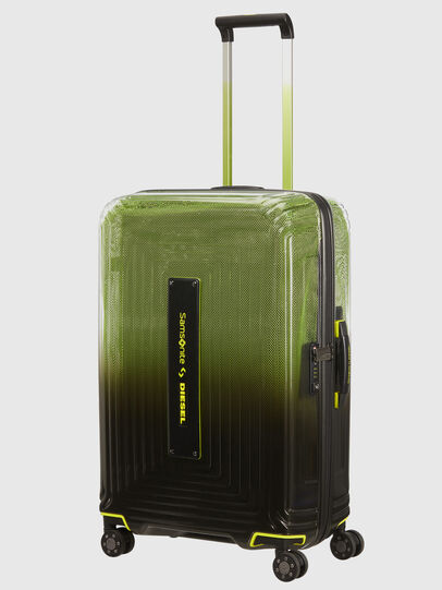 Diesel - CW8*19002 - NEOPULSE, Black/Yellow - Trolley - Image 1