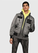 J-KUNIO, Gray/Black - Jackets