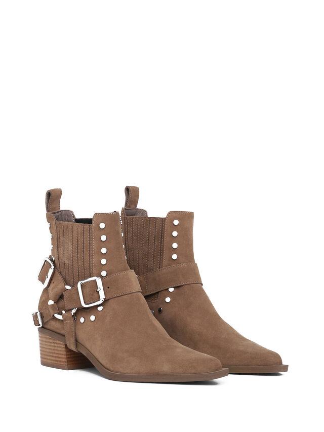 Diesel - DEIMOS, Beige - Dress Shoes - Image 2