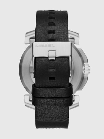 Diesel - DT1000, Black - Smartwatches - Image 4