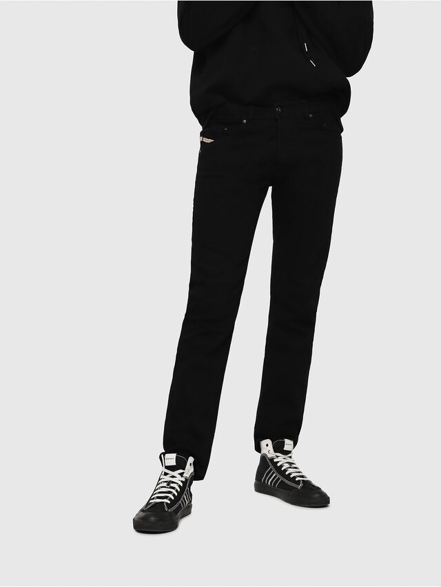 b9c75c19 Diesel - Belther 0886Z, Black/Dark grey - Jeans - Image 1
