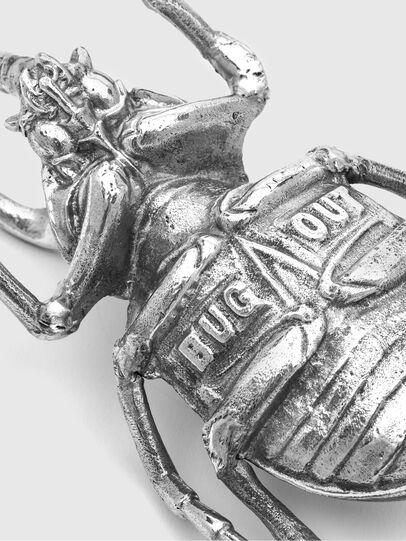 Diesel - 10887 WUNDERKAMMER, Silver - Home Accessories - Image 4