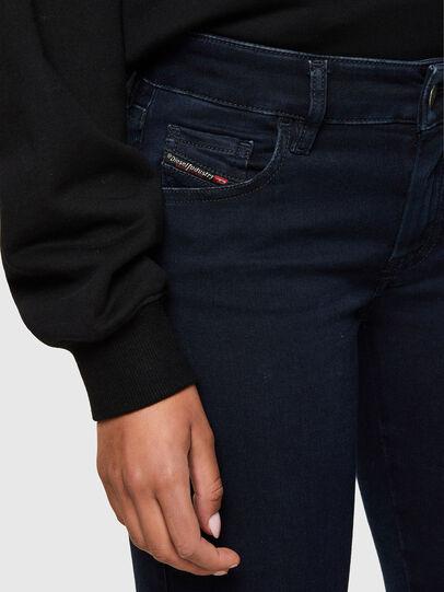 Diesel - Slandy Low 009PV, Dark Blue - Jeans - Image 3