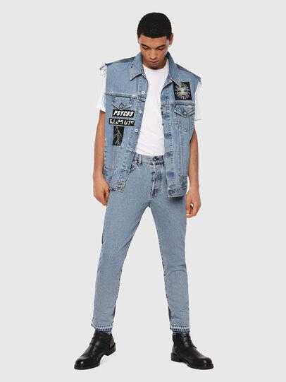 Diesel - Mharky 0077Z,  - Jeans - Image 8