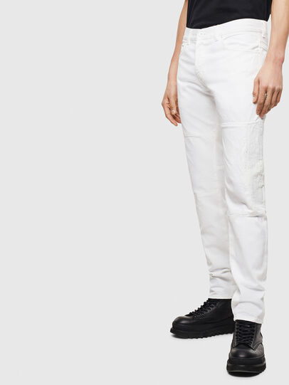 Diesel - TYPE-2016, White - Jeans - Image 7