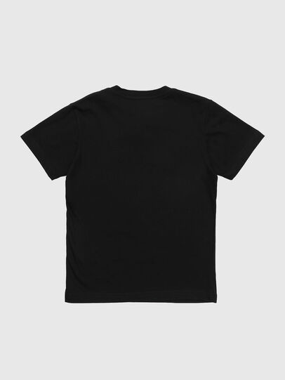Diesel - TJUSTDIE, Black - T-shirts and Tops - Image 2