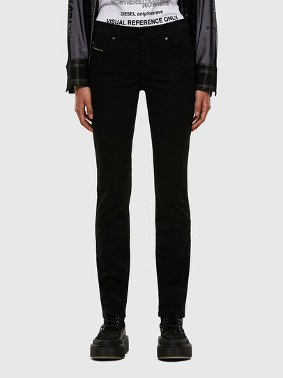 Diesel - Sandy 069EI, Black/Dark grey - Jeans - Image 1