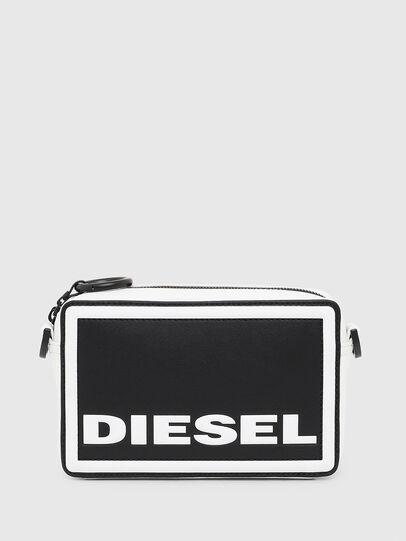 Diesel - ROSA', Black/White - Crossbody Bags - Image 1