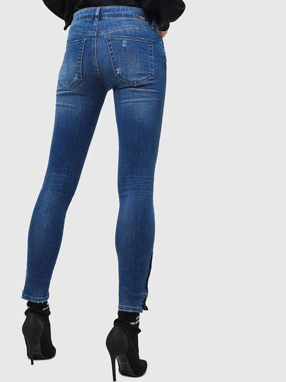 Diesel - Slandy Zip 089AI,  - Jeans - Image 2