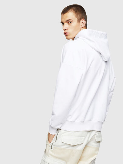 Diesel - LCP-S-ALBY-NAIROBI, White - Sweaters - Image 3