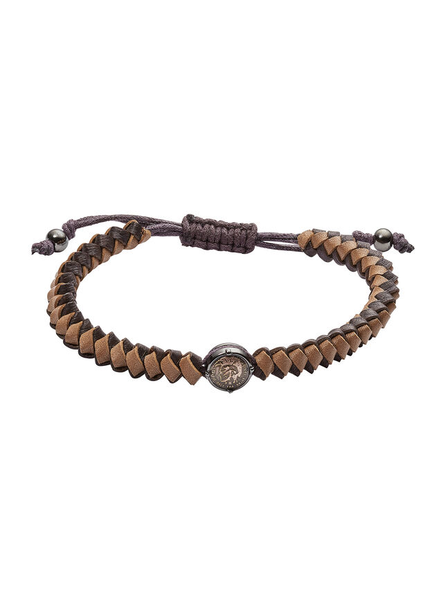 BRACELET DX1066, Brown