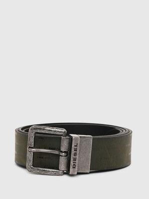 B-DOUCKLE, Dark Green - Belts