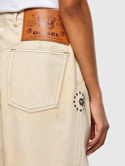 Diesel - D-Concias 009UV, White - Jeans - Image 4