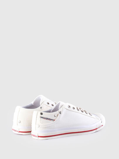 Diesel - EXPOSURE LOW, Antique White - Sneakers - Image 3