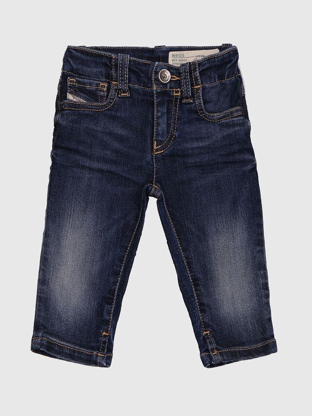 KIDS GRUPEEN-B, Dark Blue - Jeans - Image 1