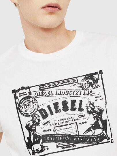 Diesel - T-DIEGO-C3,  - T-Shirts - Image 3