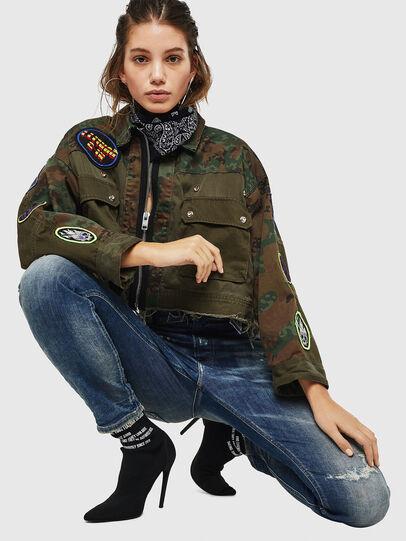 Diesel - Krailey JoggJeans 0870Q,  - Jeans - Image 4