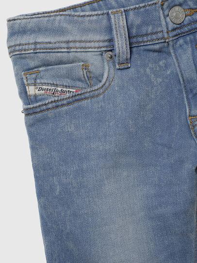 Diesel - SLEENKER-J JOGGJEANS-N, Blue - Jeans - Image 3