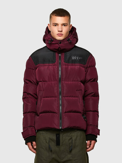 Diesel - W-RUSSELL, Violet - Winter Jackets - Image 1