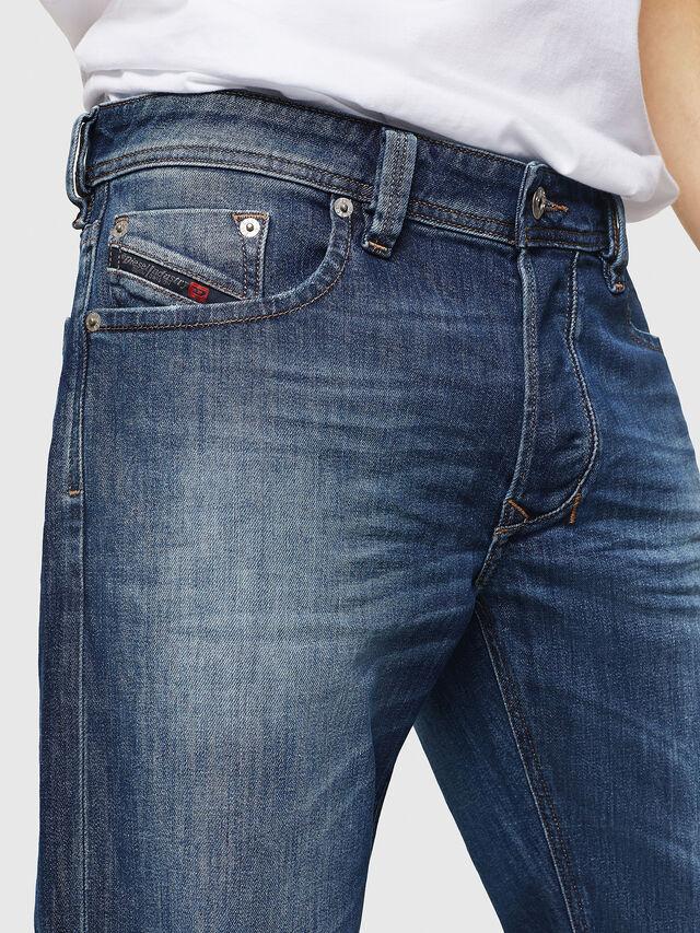 Diesel - Larkee C89AR, Medium blue - Jeans - Image 5