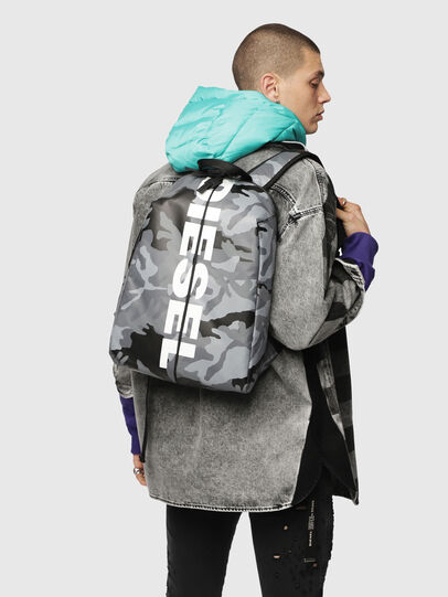 Diesel - F-BOLD BACK,  - Backpacks - Image 5
