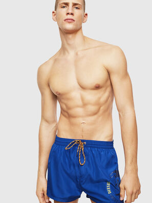 BMBX-SANDY 2.017, Blue - Swim shorts