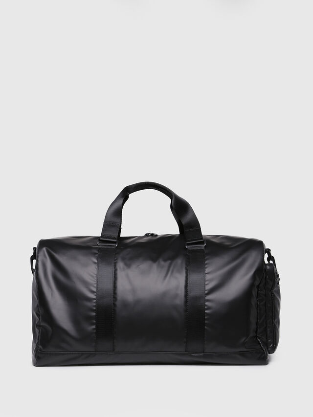 Diesel - F-DISCOVER DUFFLE, Black/Blue - Travel Bags - Image 2