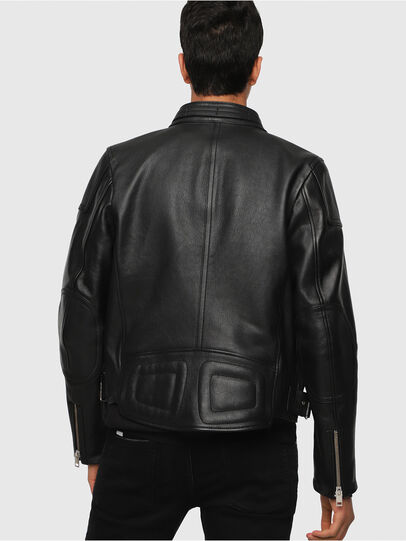 Diesel - L-RUSHIS,  - Leather jackets - Image 2