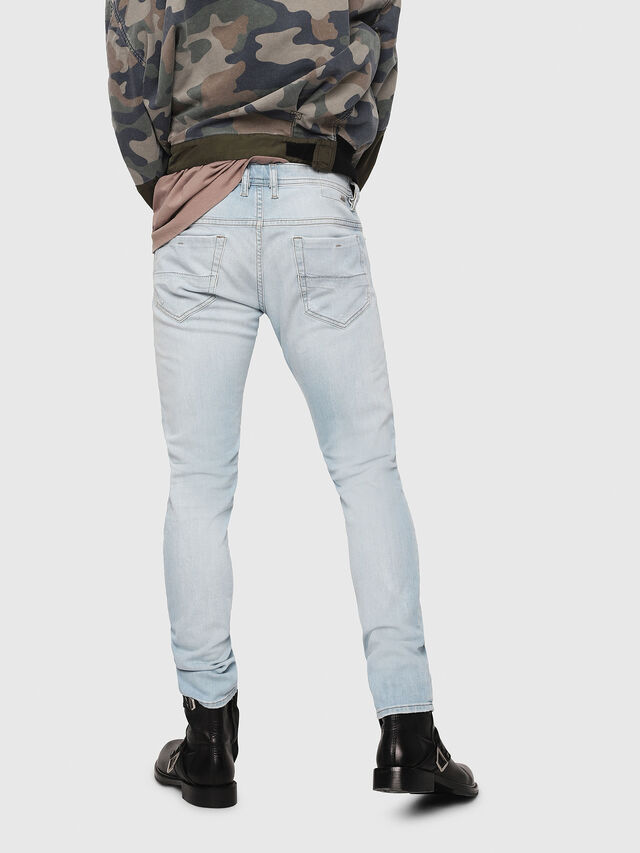 Diesel - Thommer 081AR, Light Blue - Jeans - Image 2