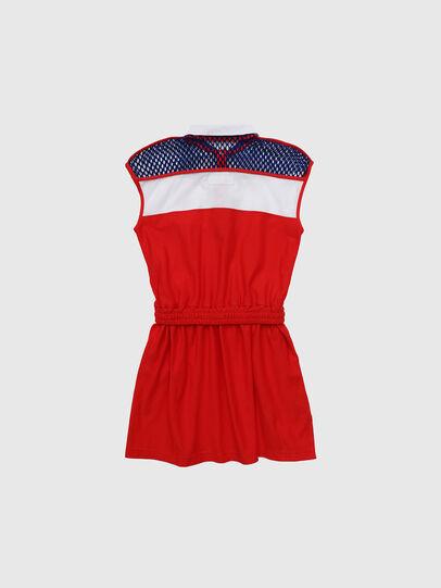 Diesel - DREIA, Red/White - Dresses - Image 2