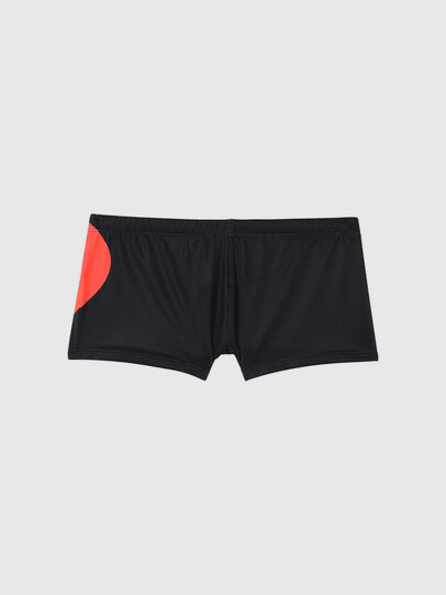 Diesel - BMBX-HERO, Black - Swim trunks - Image 4