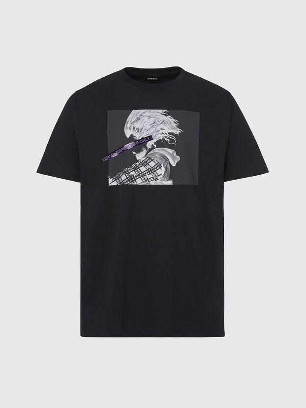 T-TUBOLAR-X20, Black - T-Shirts